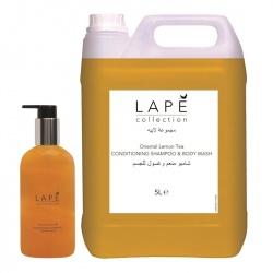 Diversey LAPE Oriental Lemon Tea Shampoo & Body Wash - żel do mycia ciała i włosów (2w1)