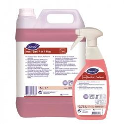Diversey TASKI Sani 4in1 - do mycia, odkamieniania i dezynfekcji powierzchni wodoodpornych