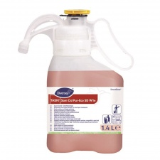 Diversey TASKI Sani Cid SD Pur-Eco - kwasowy preparat do codziennego mycia toalet - 1,4 l