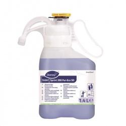 Diversey Sprint 200 Pur-Eco SD - skoncentrowany uniwersalny preparat do mycia szkła i innych powierzchni - 1,4 l