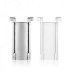 Podwójny dozownik kosmetyków hotelowych Smart Care System (przykręcany/przyklejany) ADA Cosmetics