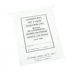 Worki na pranie 2 szt ze ściągaczem White&Black ADA Cosmetics (opakowanie zbiorcze 200 szt)