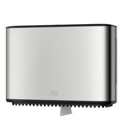 Tork dozownik do papieru toaletowego Mini Jumbo - stal nierdzewna/ABS