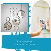 ⬇️Jak umyć lustro, aby uniknąć powstania smug? Przy usuwaniu smug na lustrze, oprócz użycia stosownych preparatów duże znaczenie posiada także rodzaj materiału wybranego do czyszczenia. Ręczniki papierowe nie są najlepszym wyborem do tego typu powierzchni. Bardzo często pozostawiają bowiem po sobie włókna czy kurz, które nieestetycznie zanieczyszczają powierzchnię lustra.  ⏩⏩Do lustra natomiast wybierz ściereczki z mikrofibry. Dzięki delikatnym właściwościom usuwają uciążliwe smugi.   👉Chcesz dowiedzieć się więcej o ścierkach z mikrofibry? Sprawdź artykuł na blogu!  #higiena24 #higiena #sprzatanie #lifehacking #wnętrza #łazienkanowoczesna #czystydom #porzadki #higienaosobista #porządkidomowe #wyposazeniewnetrz #polskafirma #architektporzadku #mieszkajpieknie #protip #porady #poradyonline #wiosna2021 #sprzataniebezmagii #profesjonalnaskuteczność #przedsiębiorca #kobieceinspiracje #kobietykobietom #domoweinspiracje #czterykaty #dlabiznesu #lazienkamarzen #nowoczesnałazienka #czystość #toaleta