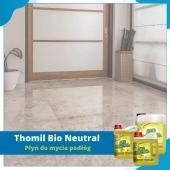 Linia płynów do mycia podłóg Thomil Bio Neutral to produkty stworzone na bazie bioalkoholu o neutralnym pH.  Produkt dostępny jest w różnych wersjach zapachowych m.in. brzoskwiniowy, cytrynowy czy o zapachu dzikiego bzu 🍋🍑  Dlaczego warto wybrać płyny z linii Bio Neutral? 🔹 są wydajne - 1 litr produktu wystarcza do umycia aż 2 850 m² powierzchni; 🔹 szybko odparowują, nie pozostawiając smug i śladów; 🔹 przyjemny zapach gwarantuje uczucie świeżości przez długi czas.  Wybierz swój ulubiony zapach: ➡️ higiena24.com   #higiena #higiena24 #podłoga #posadzka #sprzątanie #sprzątaniekraków #sprzątamy #mycie #bio #brzoskwinia #cytryna #dom #domoweinspiracje #wnętrza #wmoimdomu #czystydom #chemiaprofesjonalna #home