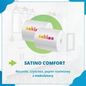 Poznaj produkty SATINO COMFORT — wysokiej jakości ręczniki, czyściwa i papier toaletowy, które zostały wykonane w 100% z makulatury❗️  Marka Satino comfort spełnia najwyższe kryteria higieny i ekologi 🍀 Jej produkty posiadają certyfikat EU Ecolabel potwierdzający, że są wysoce przyjazne środowisku 💚  Sprawdź dostępny asortyment: 👉 higiena24.com   #higiena #higiena24 #sprzatanie #czystosc #krakow #livingroomideas #mjakmieszkanie #domoweinspiracje #wmoimdomu #instamama #przedsiebiorczosc #profesjonalnaskuteczność #polskiemieszkanie #polskiewnetrze #kobieceinspiracje #domoweinspiracje #chemiaprofesjonalna #chemiagospodarcza #mojsalon #czystydom #zapachydownętrz #homdecor #home #homesweethome #eko #ekologia #makulatura #euecolabel